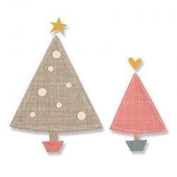 Fustella Alberi di Natale