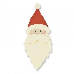 Fustella Babbo Natale