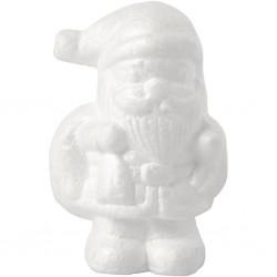 Babbo Natale di polistirolo