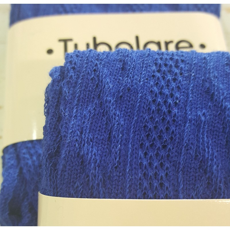 Tubolare Pois Bianco Sfondo Azzurro Pointincraft