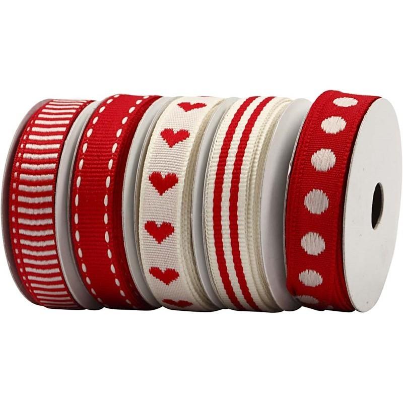Nastri decorativi in tessuto - Nastri decorativi natalizi ...