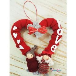 KIT -  GNOMO LOVE
