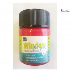 COLORI PER STENCIL - WINDOW STYLE - SNOW WHITE