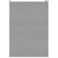 Multi grid straight A4 (bold)