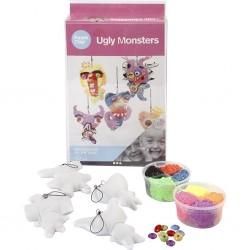 Ugly Monsters, piccolo, 1set
