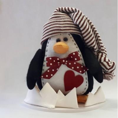 Cartamodello pinguino