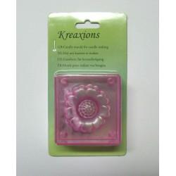 Stampi per candele fiore 9 petali