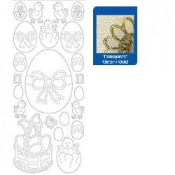 Sticker trasparente 9301