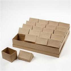 Casette in cartone cn 6 x 8,5 conf. 20 pezzi