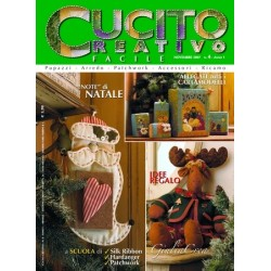 Cucito Creativo Facile - Numero 04