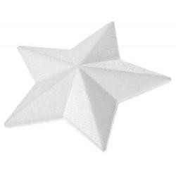 Stella polistirolo - 15 cm