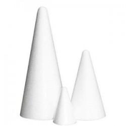 Cono polistirolo - 20 cm