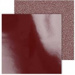 Carta doubleface 30,5x30,5 - 2 fogli