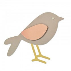 Fustella uccellino