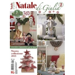 Speciale di Cucito Creativo - Il Natale di Giulia 2