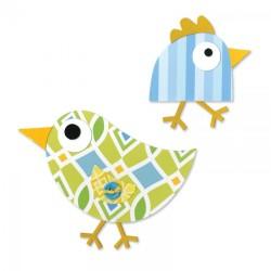 Fustella uccellini
