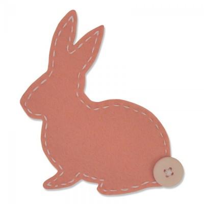 Fustella coniglietto