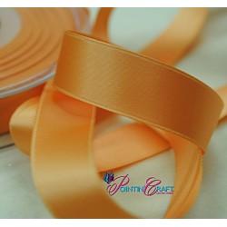 Nastro Satinato Arancione Albicocca