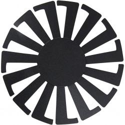 Template cestino 14x8 cm - 10 pz