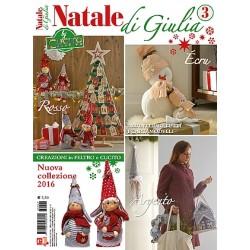 Speciale di Cucito Creativo - Il Natale di Giulia 3