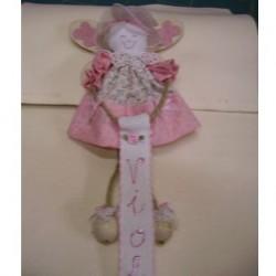 Kit Angelo nascita rosa