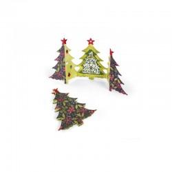 Fustella Albero Natale