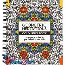 Album da Colorare - Geometric Meditations