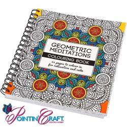 Libro da Colorare - Figure Geometriche