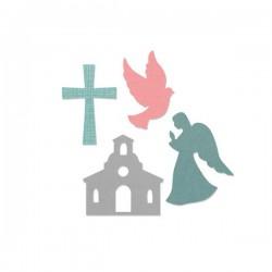 Fustella L - Set Chiesa
