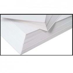 Set carta per dipingere bianca a6 - a5 - a4