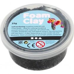 Foam Clay - NERO