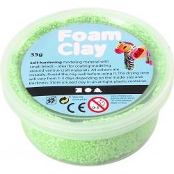 Foam Clay - VERDE NEON