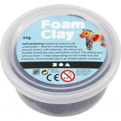 Foam Clay - VIOLA