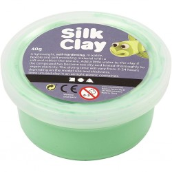 Silk Clay 40 gr Turchese