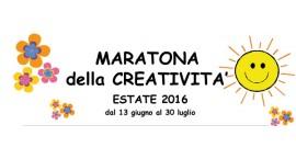 CALENDARIO Maratona della Creatività estate2016